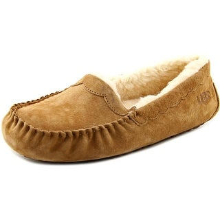 Ugg Australia Scalloped Suede Moccasins