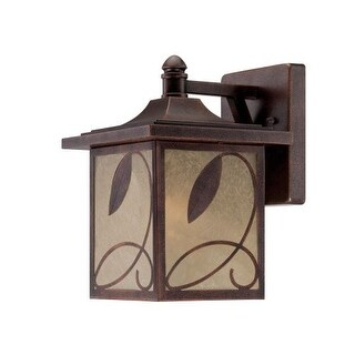 Designers Fountain 22231 Devonwood 1 Light Outdoor Wall Sconce