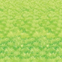 Pack of 6 Spring, Summer Meadow Photo Backdrop Wall Decorations 4' x 30' - Green