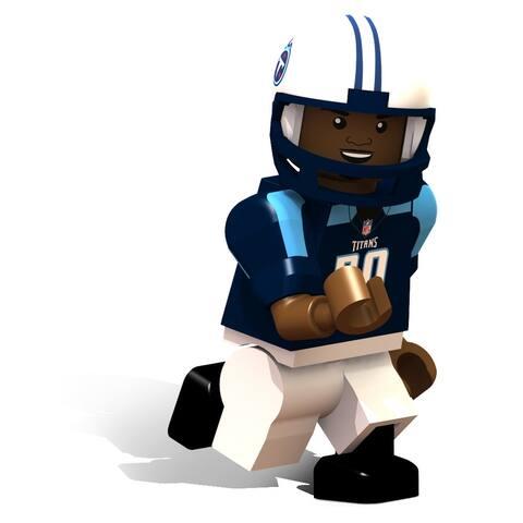 Tennessee Titans OYO Sports NFL Jason McCourty Minifigure - multi
