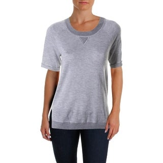 Dylan Gray Womens Cashmere Pullover Sweater