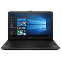"""Refurbished - HP 15-bs001ca 15.6"""" Laptop Intel Celeron N3060 1.6GHz 4GB DDR3 500GB Windows 10"""