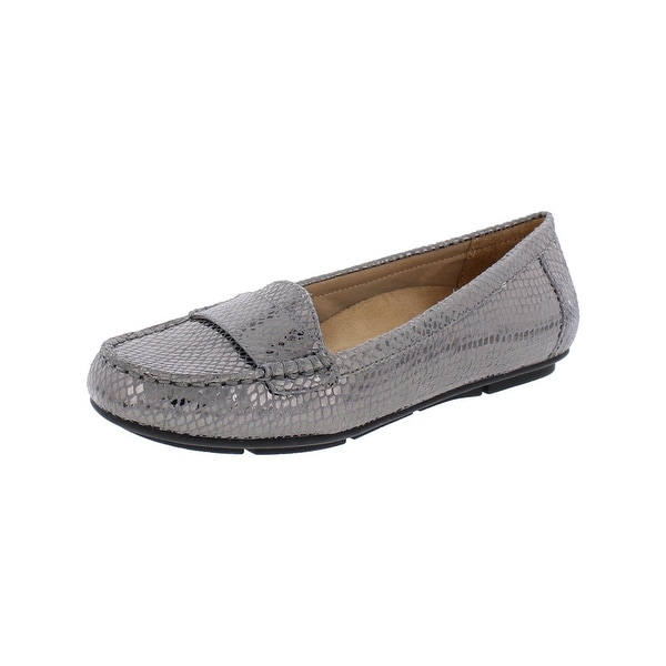b5527ac0c64 Shop Vionic Womens Chill Larrun Loafers Metallic Dress - Free ...