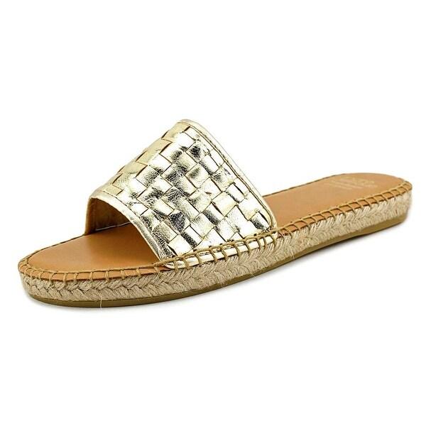 Andre Assous Sari Women Gold Sandals
