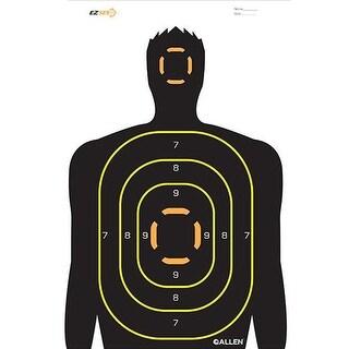 Allen cases 15229 allen cases 15229 ez see silhouette target (5 per pack)