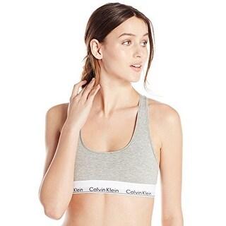 Calvin Klein Womens Modern Cotton Bralette