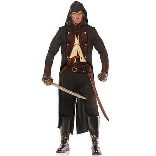Underwraps Eliminator Adult Costume - Brown