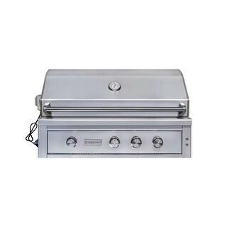 EdgeStar GRL420IBBLP 89000 BTU 42 Inch Wide Liquid Propane Built-In Grill with R