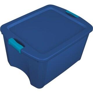 Sterilite 18Gal Latch & Carry Tote 14467406