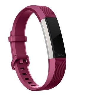 Fitbit Wristband f/ Fitbit Alta & Alta HR Activity Trackers (Large) Fuchsia