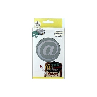 Link to EK Paper Shapers Punch Double at Symbol Similar Items in Scrapbooking Tools