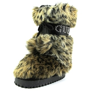 Guess Chateau Round Toe Synthetic Winter Boot