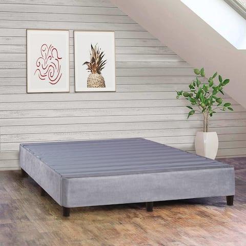 Porch & Den Stark Box spring/Foundation Platform Bed