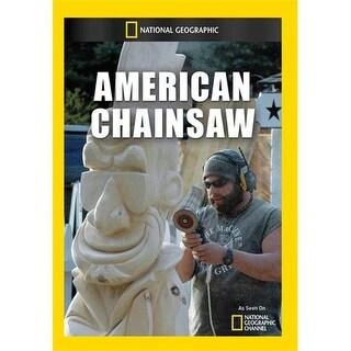 American Chainsaw DVD Movie