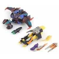 Transformers BotCon 2014 Pirate Hunter & Brimstone Souvenir Figure Set - multi