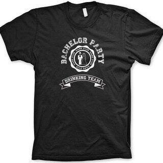 Bachelor Party t-shirt Drinking team game over tee