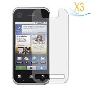Wireless Solution Screen Protector for Motorola Backflip MB300