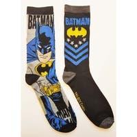 Batman Stars Mens Socks, Cartoons | Comics by Hypnotic Hats