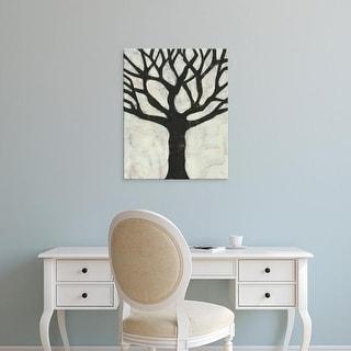 Easy Art Prints Andrea Davis's 'Batik Arbor I' Premium Canvas Art