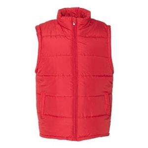 Puffer Vest - Red - L