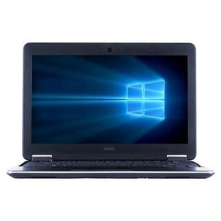 "Refurbished Laptop Dell Latitude E7240 12.5"" Intel Core i5-4200U 1.6GHz 8GB DDR3 120GB SSD Windows 10 Pro 1 Year Warranty"
