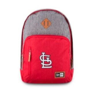 New Era St Louis Cardinals Cram Action Backpack MLB Baseball Team Laptop Slot