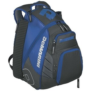 DeMarini Voodoo Rebirth Backpack (Royal Blue)