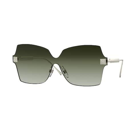 Valentino VA2049 30038E 45 Pale Gold Woman Irregular Sunglasses