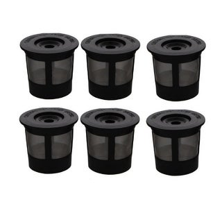 Replacement Reusable K-cup Coffee Filter For Keurig B60 / B66 / B70 / B77 Machines (3 Pack)