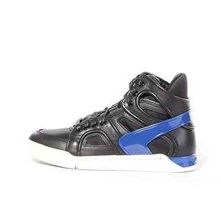 Diesel Mens S Titann Leather Colorblock Fashion Sneakers - 12 medium (d)