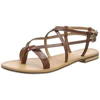 Geox Womens Sozy Open Toe Casual Strappy Sandals