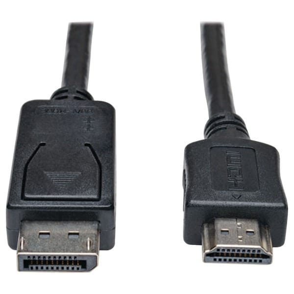 Tripp Lite P582-003 Displayport To Hdmi(R) Adapter Cable, 3 Ft - 3 Ft. Opens flyout.