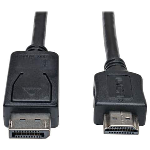 Tripp Lite P582-003 Displayport To Hdmi(R) Adapter Cable, 3 Ft - 3 Ft