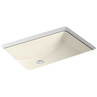 "Kohler K-2215 Ladena 20-1/4"" Undermount Bathroom Sink with Overflow (More options available)"
