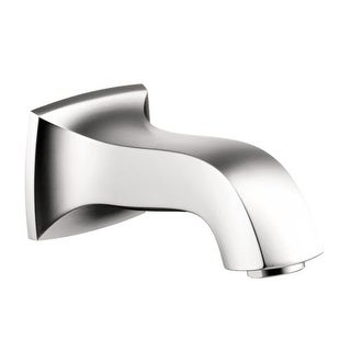 Hansgrohe 13413 Metris C Wall Mounted Non Diverter Tub Spout