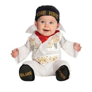 Baby Elvis Bodysuit The King Halloween Costume