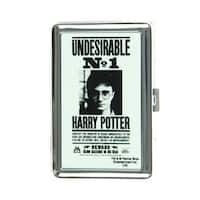"""Harry Potter - """"UNDESIRABLE NO 1"""" Business Card Holder - One Size Fits most"""