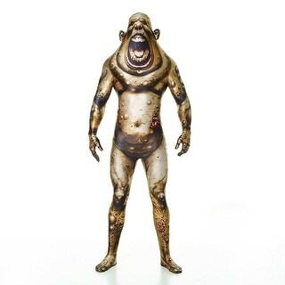 Boil Monster Morphsuit Costume Adult - beige