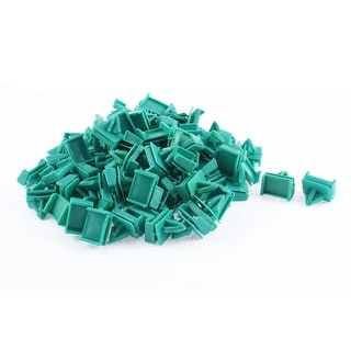Unique Bargains 100 Pcs Green Plastic Interior Door Buckle Mat Clip for Buick  sc 1 st  Overstock & 10 Pcs Green Plastic Interior Door Buckle Mat Fastener Clip for ...
