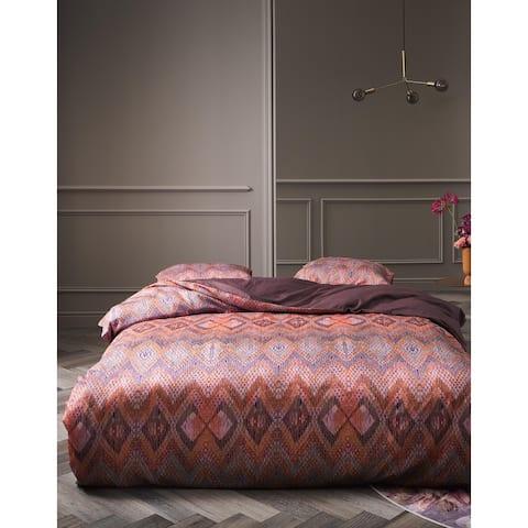 Essenza Home Combed Cotton Fabienne Duvet Cover Set