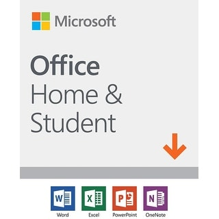 Microsoft Office Home and Student 2019 - 1 device Windows 10 PC/Mac Key Card
