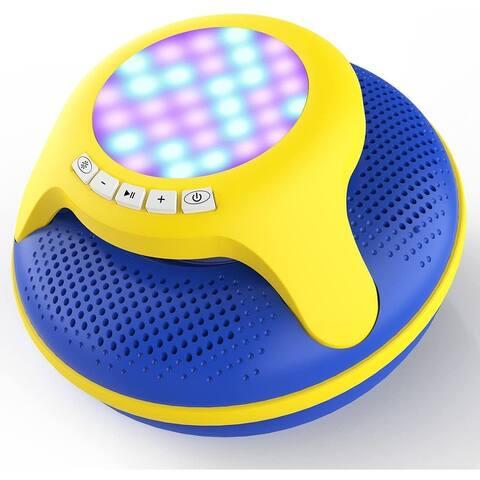 Swimmer IPX7 Floating Waterproof Bluetooth Speakers