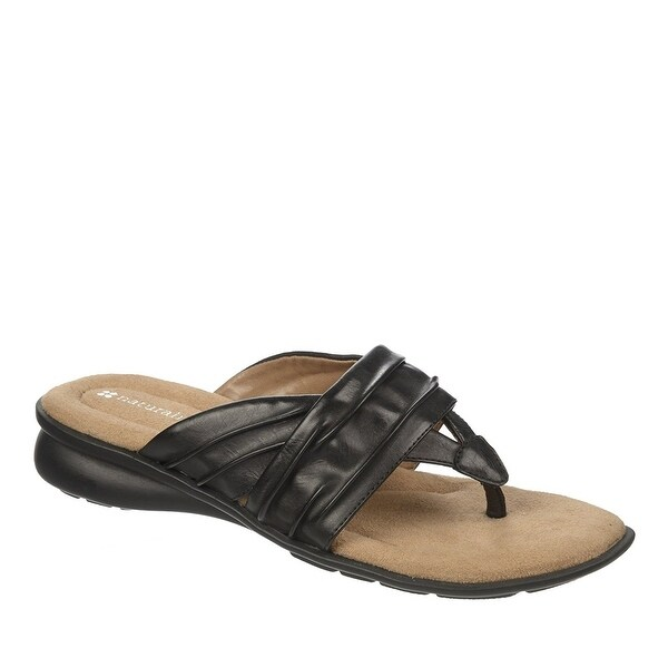 Naturalizer Womens JOI Open Toe Casual Slide Sandals
