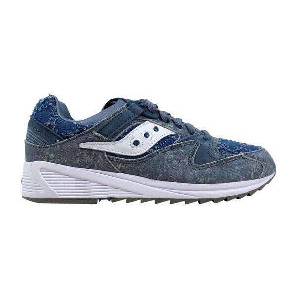 3eb8889dc8d0 Shop Saucony Men s Grid 8500 MD Blue Denim S70343-1 - Free Shipping ...