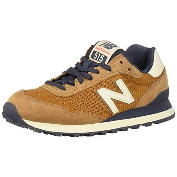 ff43a15b51d Shop New Balance Men's 515V1 Sneaker, Brown Sugar, 10 D Us - Free Shipping  Today - Overstock - 25631702
