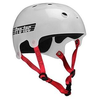 Pro-Tec Classic Bucky Skate Helmet - Translucent White