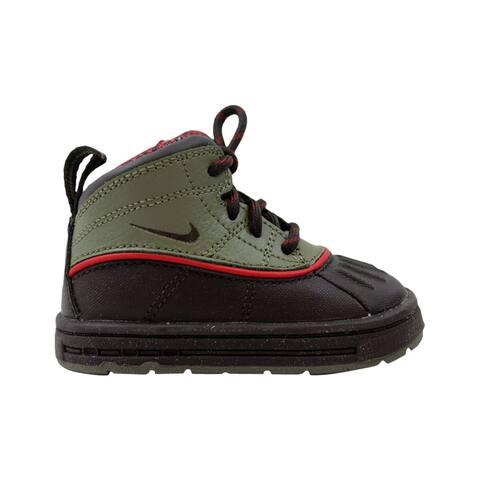 Nike Toddler Woodside 2 High Black Tea/Black-Medium Olive-Gym Red 524874-236
