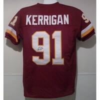 Ryan Kerrigan Autographed Washington Redskins size XL jersey JSA