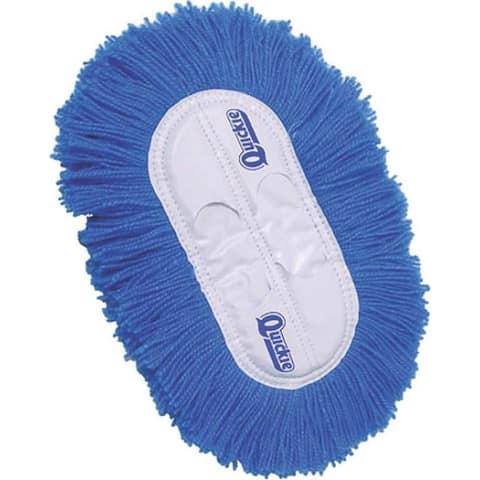 "Quickie 0654 Swivel-Flex Dust Mop Refill, Virgin Nylon, 15-1/2"""