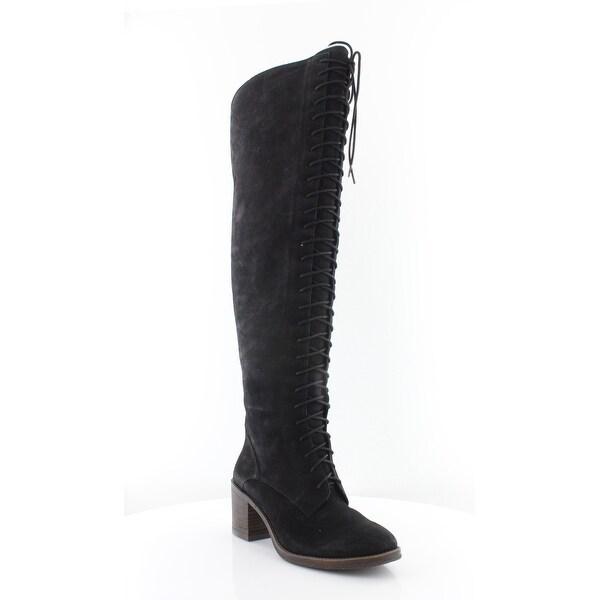 Lucky Brand Riddick Women's Boots Black